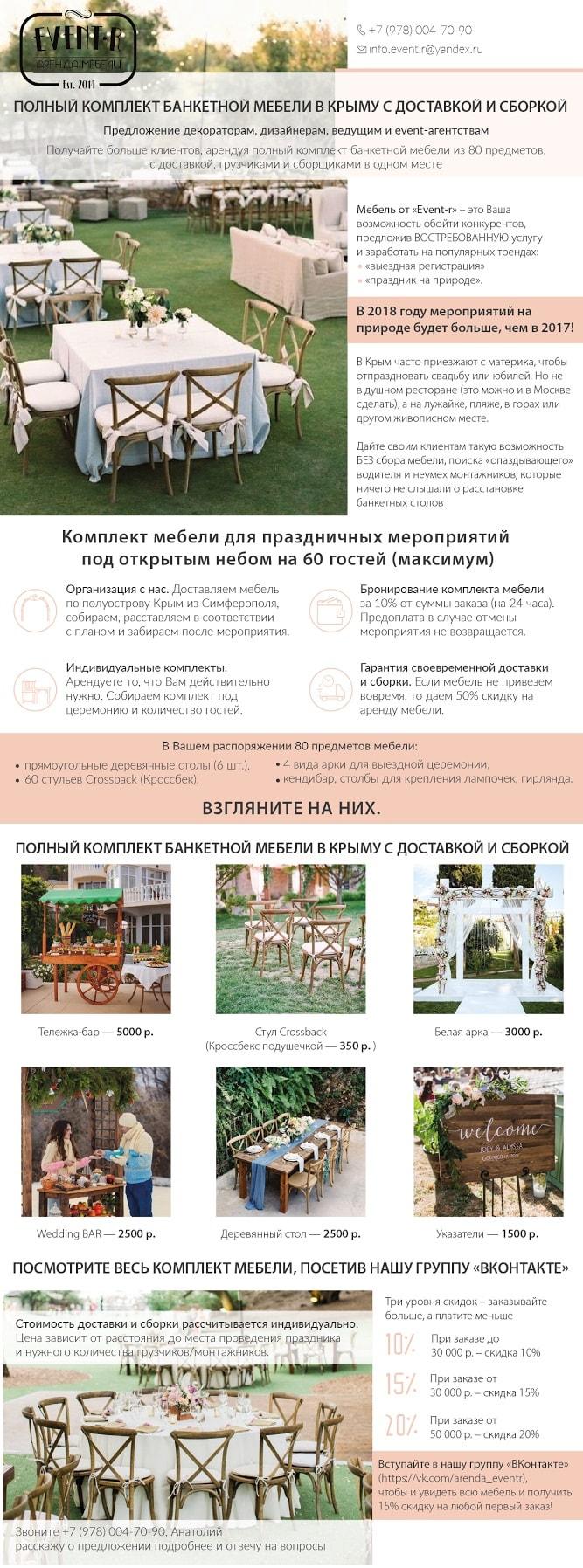 Коммерческое предложение по аренде мебели-min